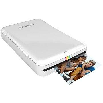 Polaroid ZIP bílá (POLMP01W)