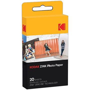 Kodak ZINK ZERO INK 20 (RODZ2X320)