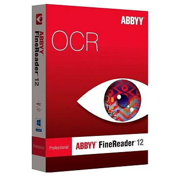 ABBYY FineReader 12 Professional Edition BOX CZ, SK, HU (AB-09436)