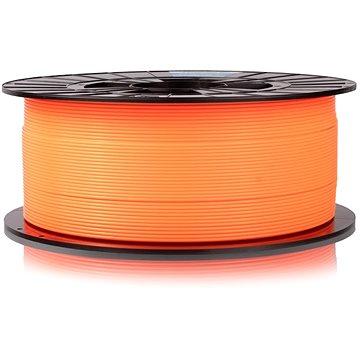 PLASTY MLADEČ 1.75mm ABS 1kg oranžová (F175ABS_OR)