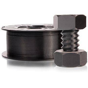 Plasty Mladeč 1.75mm PETG 1kg černá (F175PETG_BK)