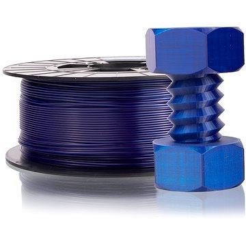 Plasty Mladeč 1.75mm PETG 1kg transparentní modrá (F175PETG_TBL)