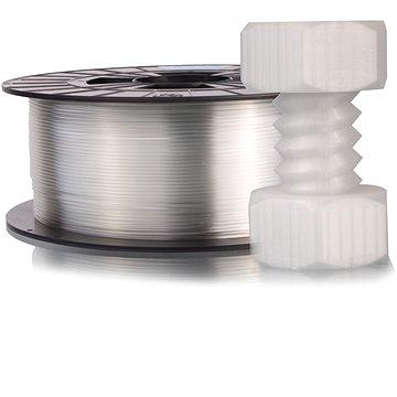 Plasty Mladeč 1.75mm PETG 1kg transparentní (F175PETG_TR)
