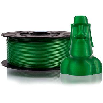 PLASTY MLADEČ 1.75mm PLA 1kg perlová zelená (F175PLA_GRP)