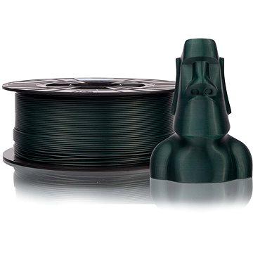 Plasty Mladeč 1.75mm PLA 1kg metalická zelená (F175PLA_MG)
