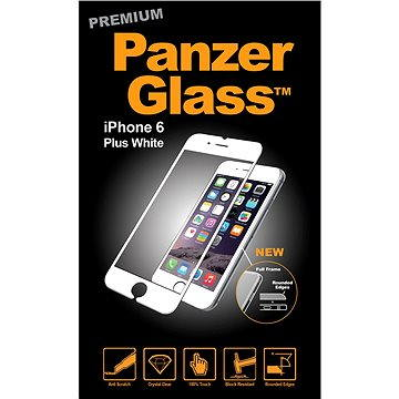 PanzerGlass Premium pro iPhone 6Plus a iPhone 6s Plus bílé (1003)