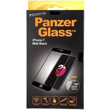 PanzerGlass Premium pro iPhone 7 černé (2600)
