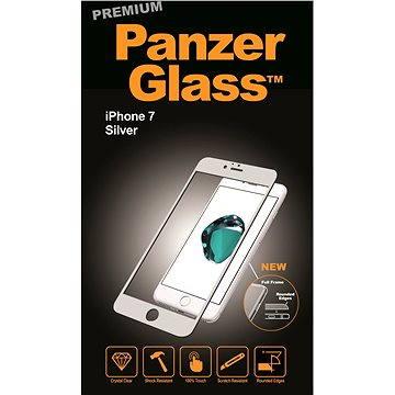 PanzerGlass Premium pro iPhone 7 střibrné (2601)