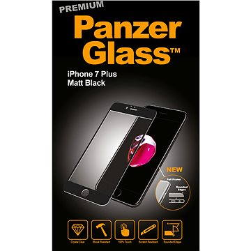 PanzerGlass Premium pro iPhone 7 Plus černé (2604)