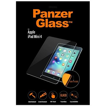 PanzerGlass Edge-to-Edge pro Apple iPad mini 4 / mini (2019) čiré (1051)