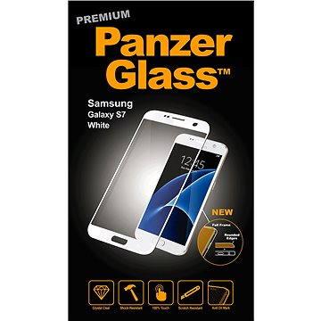 PanzerGlass Premium pro Samsung Galaxy S7 bílé (1565)