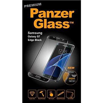 PanzerGlass Premium pro Samsung Galaxy S7 edge černé (1048)