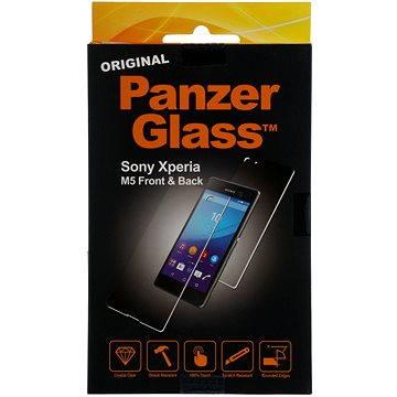 PanzerGlass pro Sony Xperia M5 přední + zadní sklo (1605)