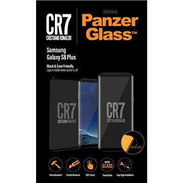PanzerGlass Edge-to-Edge pro Samsung Galaxy S8 Plus černé CR7 (9019)