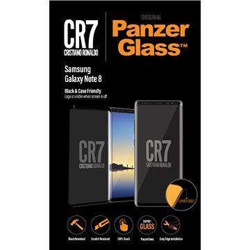 PanzerGlass Edge-to-Edge pro Samsung Galaxy Note 8 černé CR7 (9020)