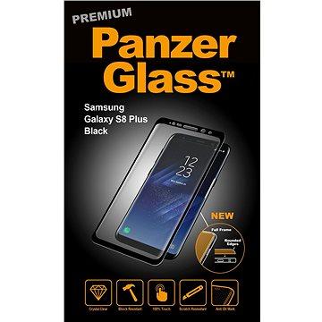 PanzerGlass Premium pro Samsung Galaxy S8 Plus černá (7115)