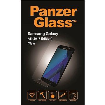 PanzerGlass Edge-to-Edge pro Samsung Galaxy A5 (2017) čiré (7103)