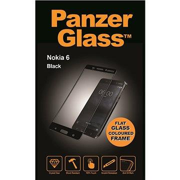 PanzerGlass pro Nokia 6, černé (6754)