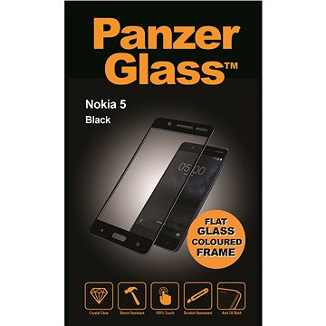 PanzerGlass pro Nokia 5, černé (6756)