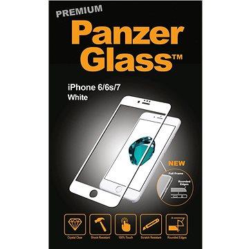 PanzerGlass Premium pro Apple iPhone 6/6s/7/8 bílé (2616)