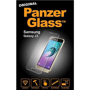 PanzerGlass pro Samsung Galaxy J3 2016, Černé (7130)