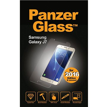 PanzerGlass Edge-to-Edge pro Samsung Galaxy J7 (2017) černé (7129)