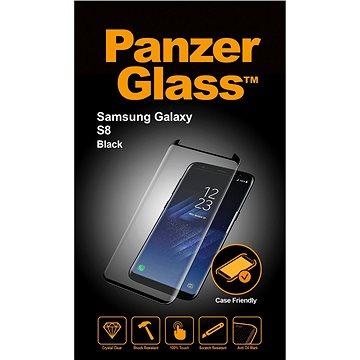 PanzerGlass pro Samsung Galaxy S8 Černé Case Friendly (7122)
