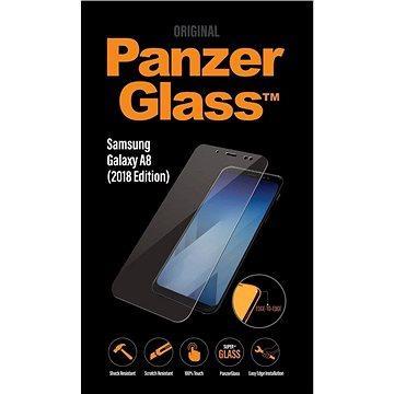 PanzerGlass Edge-to-Edge pro Samsung Galaxy A8 Plus (2018) čiré (7140)