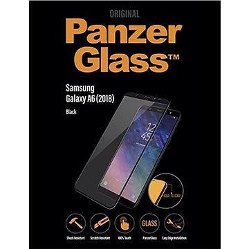 PanzerGlass Edge-to-Edge pro Samsung Galaxy A6 černé (7149)