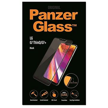 PanzerGlass Edge-to-Edge pro LG G7 černé (6010)