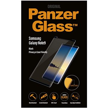 PanzerGlass Premium Privacy pro Samsung Galaxy Note 9 černé (P7162)