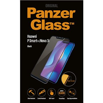 PanzerGlass Edge-to-Edge pro Huawei Nova 3i černé (5322)
