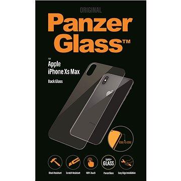 PanzerGlass Edge-to-Edge pro Apple iPhone XS Max sklo na zadní část telefonu (2645)