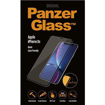 PanzerGlass Edge-to-Edge pro Apple iPhone XR černé (2640)