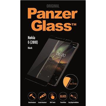 PanzerGlass Edge-to-Edge pro Nokia 6 2018 černé (6762)