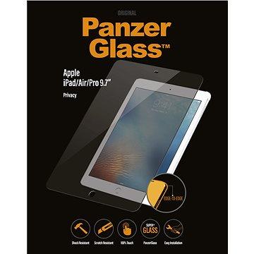 PanzerGlass Edge-to-Edge Privacy pro Apple iPad/Air/Pro 9.7 čiré (P1061)
