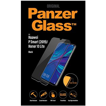 PanzerGlass Edge-to-Edge pro Huawei P Smart (2019) a Honor 10 Lite černé (5337)