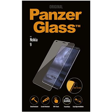 PanzerGlass Edge-to-Edge pro Nokia 9 čiré (6771)