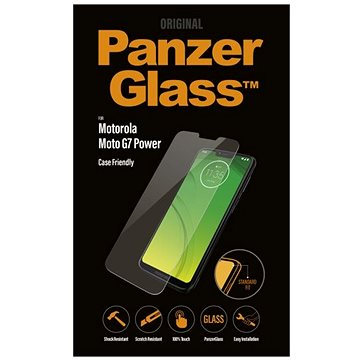 PanzerGlass Standard pro Motorola Moto G7 Power čiré (6517)
