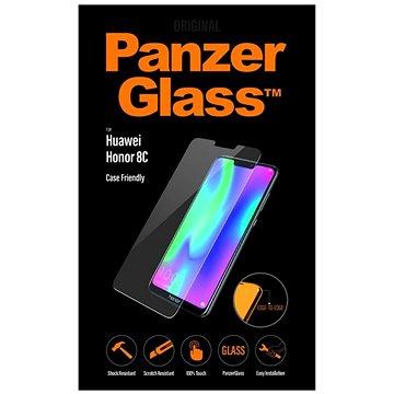 PanzerGlass Edge-to-Edge pro Huawei Honor 8C čiré (5347)