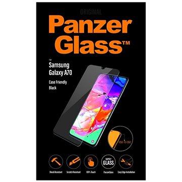 PanzerGlass Edge-to-Edge pro Samsung Galaxy A70 černé (7191)