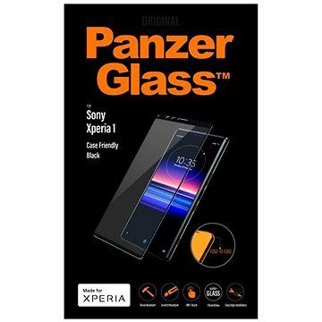 PanzerGlass Edge-to-Edge pro Sony Xperia 1 černé (7625)