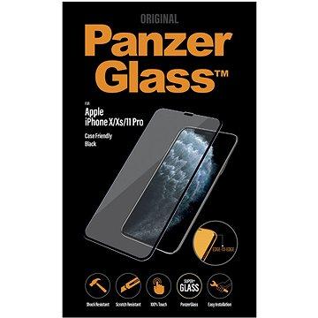 PanzerGlass Edge-to-Edge pro Apple iPhone X/Xs/11 Pro černé (2664)