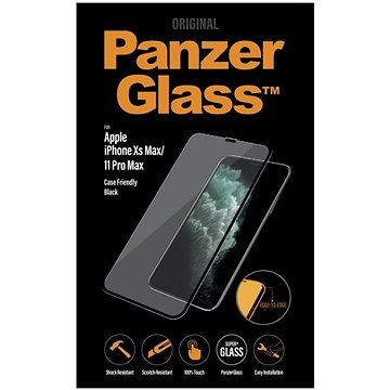PanzerGlass Edge-to-Edge pro Apple iPhone Xs Max/11 Pro Max černé (2666)