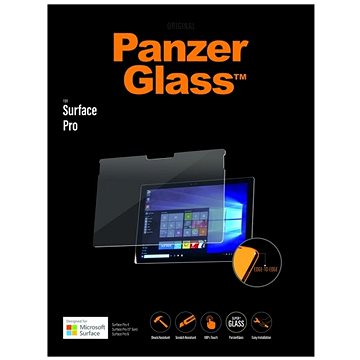 PanzerGlass Edge-to-Edge pro Microsoft Surface Pro 4/Pro 5/Pro 6/ Pro 7 čiré (6251)