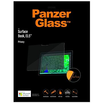 "PanzerGlass Edge-to-Edge Privacy pro Microsoft Surface Book/Book 2, 13.5"" (P6252)"