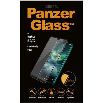 PanzerGlass Edge-to-Edge pro Nokia 6.2/7.2 černé (6773)