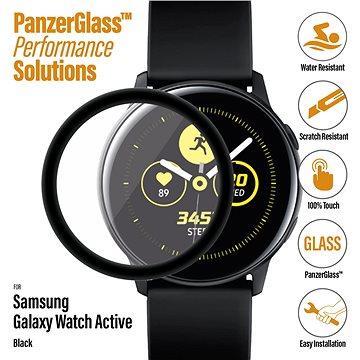 PanzerGlass SmartWatch pro Samsung Galaxy Watch Active černé celolepené (7204)