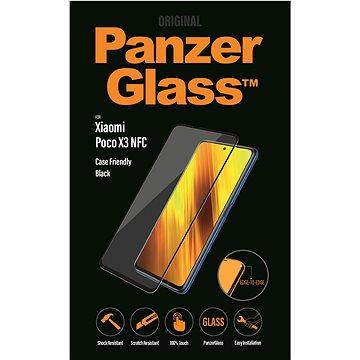 PanzerGlass Edge-to-Edge pro Xiaomi Poco X3 NFC černé (8034)