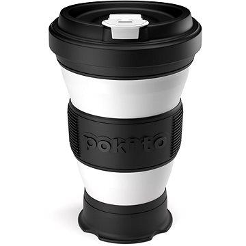 POKITO Skládací šálek na kávu 3v1 ostružinový (BB88336)
